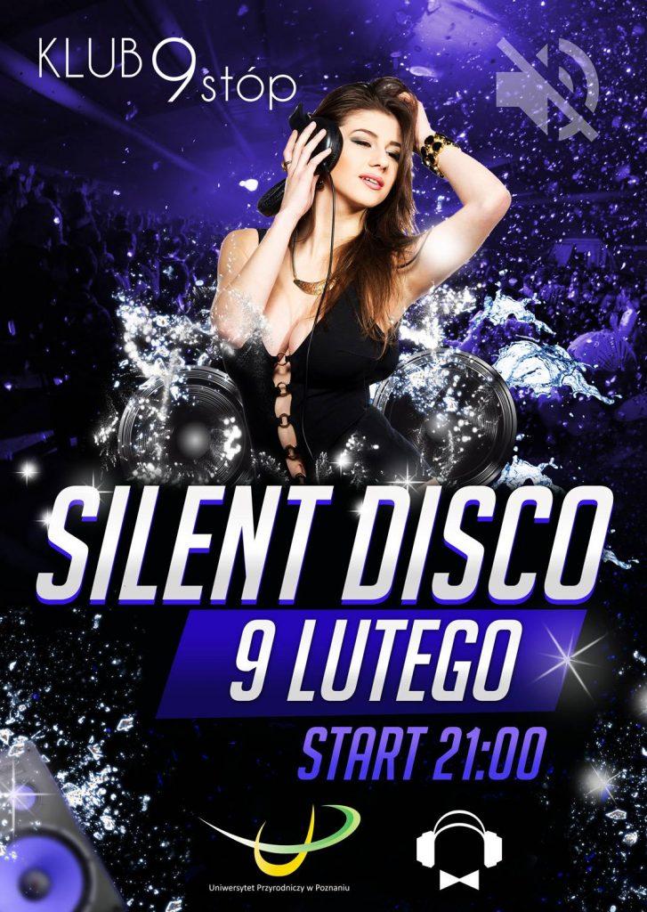 Silent Disco 9 Stóp Poznań