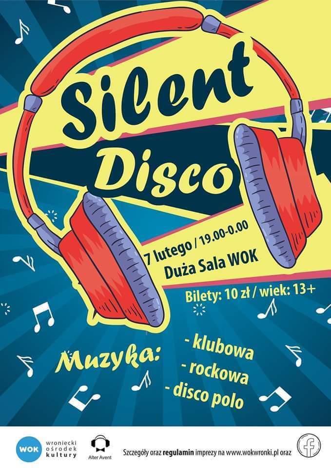 Silent Disco Wronki