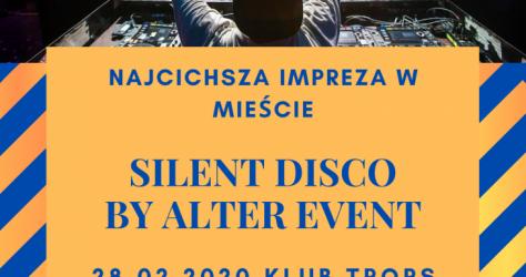 Silent Disco Poznań Trops